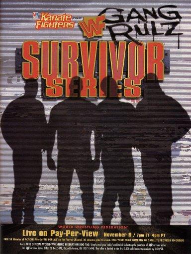 Survivor Series 1997