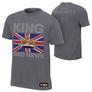 Bad News Barrett King Barrett Youth Authentic T-Shirt