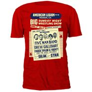 Drew McIntyre 5MB T-Shirt