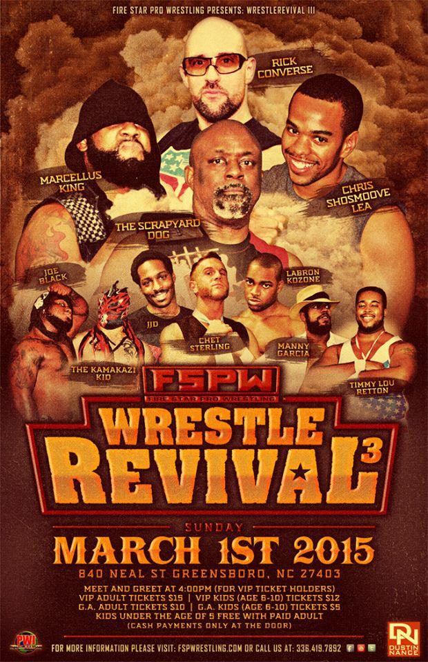 FSPW WrestleRevival III
