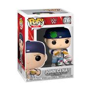 John Cena Dr. of Thuganomics Pop Vinyl Figure