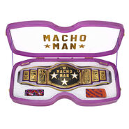 Macho Man Randy Savage Legacy Championship Collector's Title