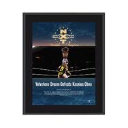 Velveteen Dream NXT TakeOver Philadelphia 2018 10 x 13 Commemorative Photo Plaque