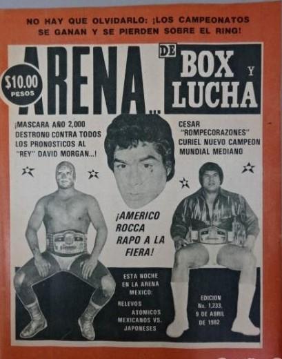 Box y Lucha 1233