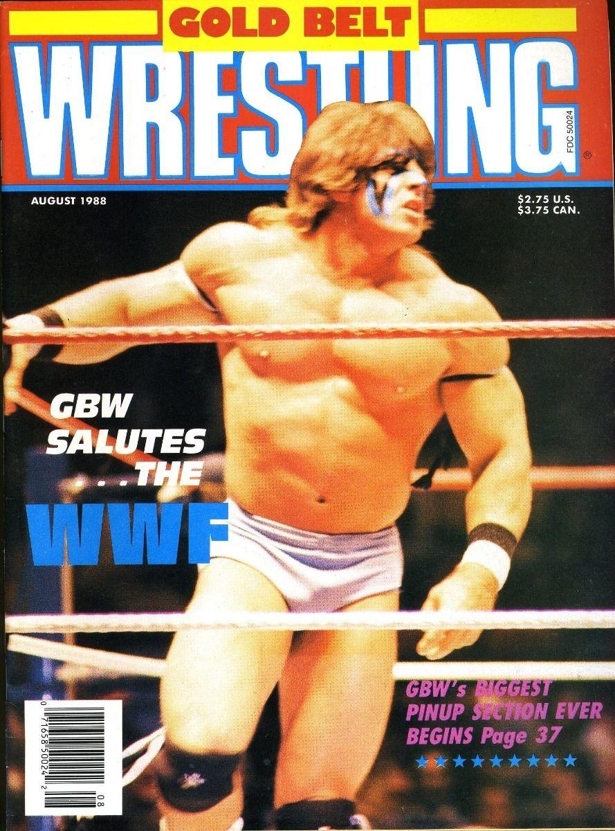 Gold Belt Wrestling - August 1988