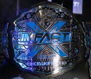 Impact X Division Title 2018