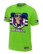 John Cena Cenation Respect Authentic T-Shirt