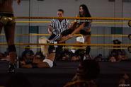 NXT House Show (Jan 9, 16') 5