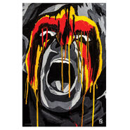 Ultimate Warrior 24 x 36 Poster
