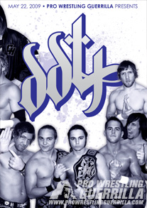 PWG Dynamite Duumvirate Tag Team Title Tournament 2009