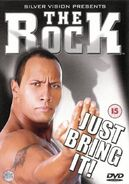 The Rock Just Bring It (DVD)