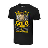 Undisputed Era Undisputed Gold Authentic T-Shirt