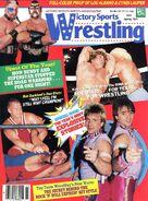 Victory Sports Wrestling - Spring 1985