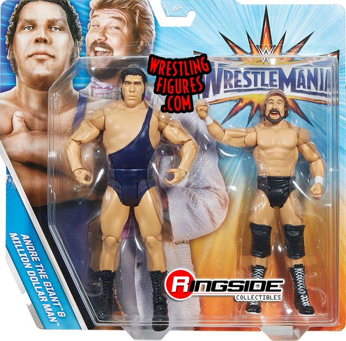 "WWE Battle Packs ""WrestleMania 33"""