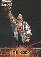 2001 WWF RAW Is War (Fleer) The Rock 67