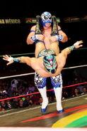 CMLL Martes Arena Mexico (April 2, 2019) 20