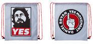 Daniel Bryan YES Movement Drawstring Bag