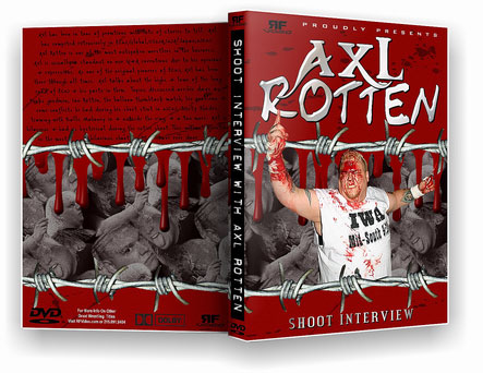 Shoot with Axl Rotten