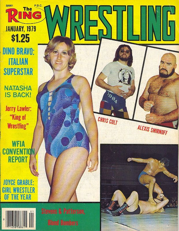 The Ring Wrestling - January 1979