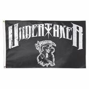 Undertaker 3 x 5 Logo Flag
