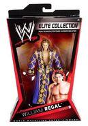 WWE Elite 8 William Regal