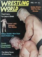 Wrestling World - Fall 1970