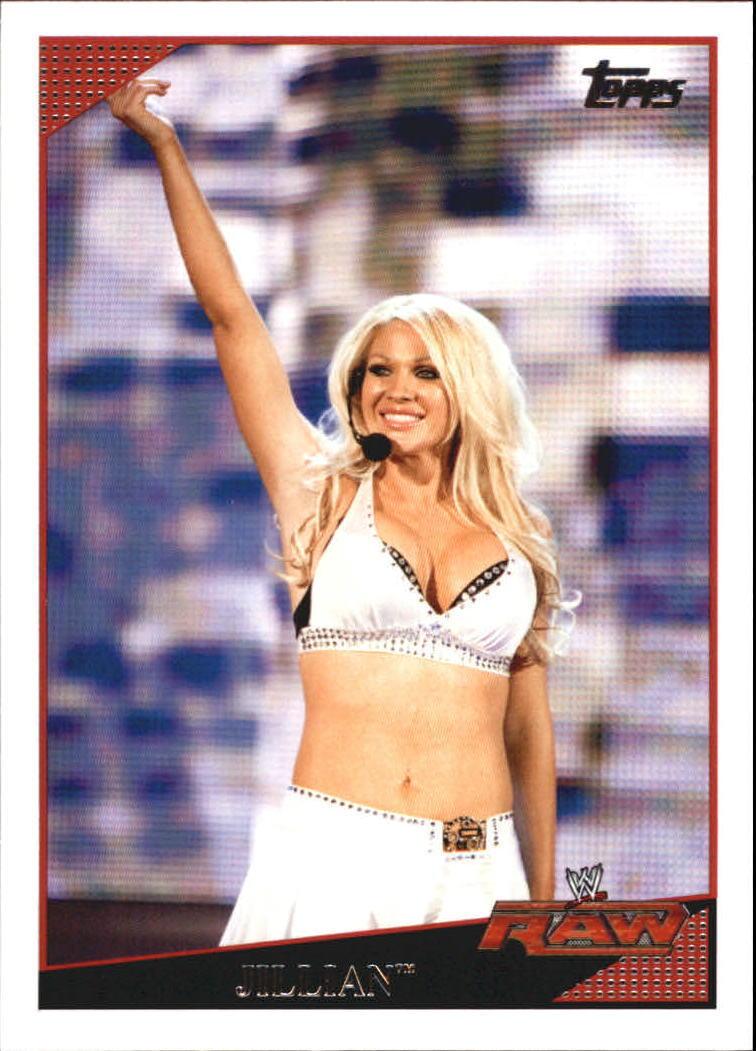 2009 WWE (Topps) Jillian (No.67)