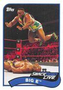 2018 WWE Heritage Wrestling Cards (Topps) Big E