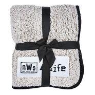 NWo 4 Life Sherpa Blanket
