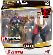 Rey Mysterio & Samoa Joe (WWE Elite 2-Packs)