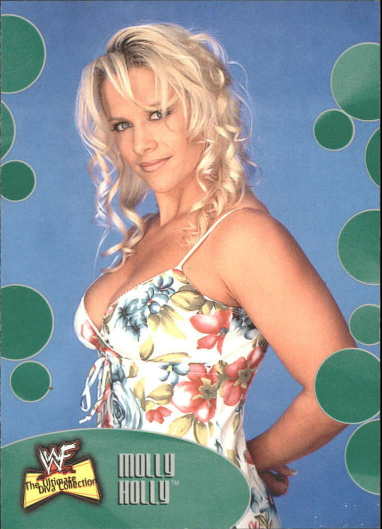 2001 WWF The Ultimate Diva Collection (Fleer) Molly Holly (No.41)