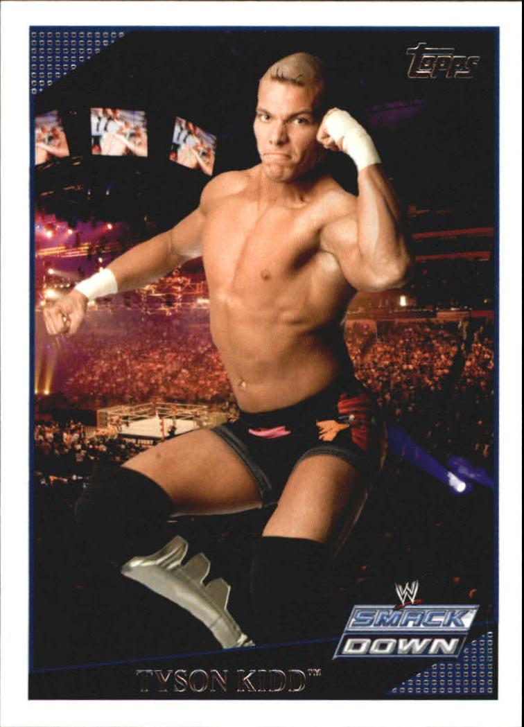 2009 WWE (Topps) Tyson Kidd (No.41)