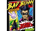 Bad Bunny x Royal Rumble 2021 18x24 Poster