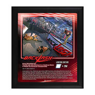 Braun Strowman Backlash 2020 15x17 Limited Edition Plaque