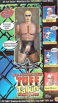 WCW Tuff Talkin' Wrestlers 1