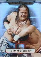 2010 WWE Platinum Trading Cards Jimmy Uso 31