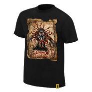 Finn Bálor Summon The Demon Authentic T-Shirt