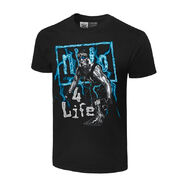 Hulk Hogan nWo 4 Life Authentic T-Shirt