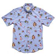 Macho Man Randy Savage RSVLTS Button Down Shirt