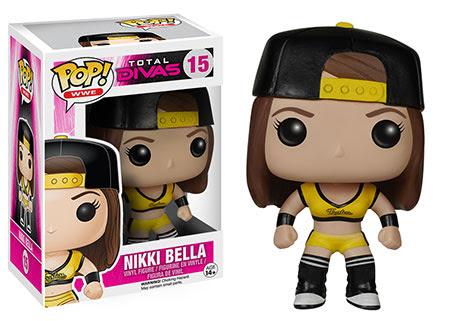 Nikki Bella - Pop WWE Vinyl (Series 3)
