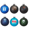 WWE Superstars 2019 Glass Ball Ornament 6-Pack Set