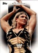 2017 WWE Women's Division (Topps) Beth Phoenix 44