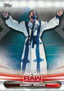 2019 WWE Raw Wrestling Cards (Topps) Bobby Roode 10