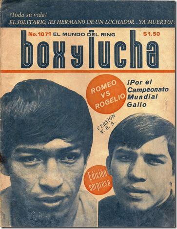 Box y Lucha 1071