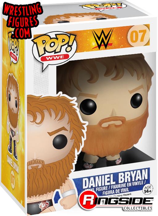 Daniel Bryan - Pop WWE Vinyl (Series 2)