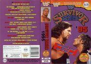 Survivor Series 1995 DVD