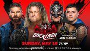WMBL 2021 Dolph Ziggler & Robert Roode v Dominik Mysterio & Rey Mysterio
