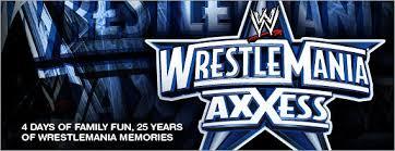WWE WrestleMania Axxess 2009 - Night 1