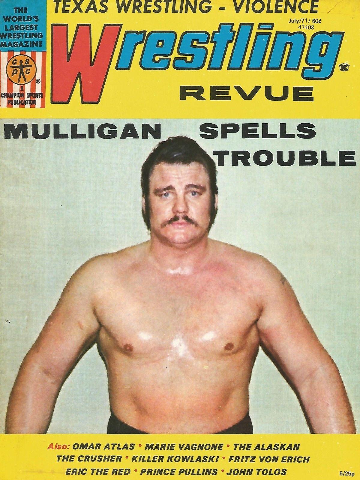 Wrestling Revue - July 1971