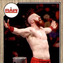 2017 WWE Heritage Wrestling Cards (Topps) Sheamus 36.jpg